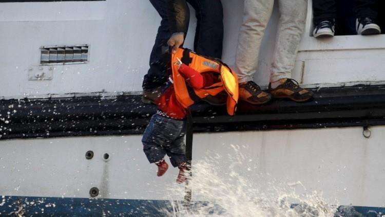 غرق 35 مهاجرا قبالة السواحل التركية