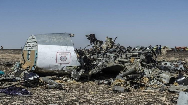 خبير مصري: التحقيق في تحطم الطائرة الروسية فوق سيناء قد يستغرق أكثر من سنة
