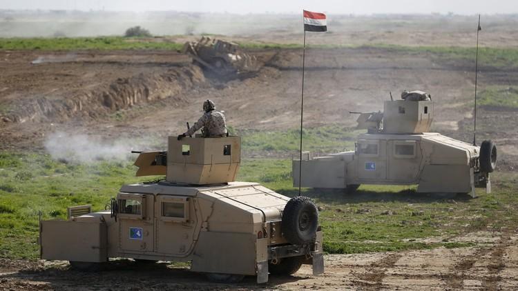 الرمادي.. القوات العراقية تحرر منطقة جويبة وتدخل حصيبة