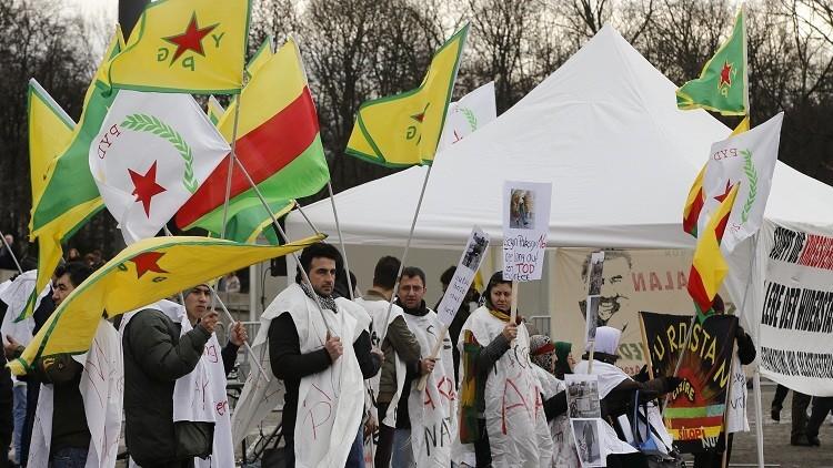 سويسرا.. تفريق مظاهرات لأكراد