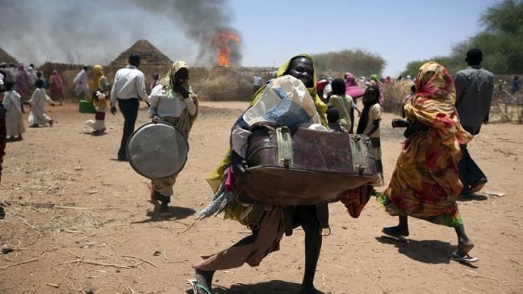 تقرير أممي: 40 ألفا مهددون بالموت جوعا في جنوب السودان