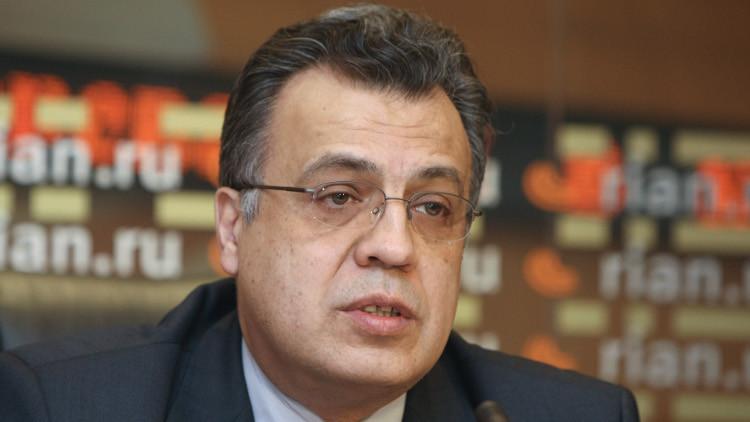 سفير روسيا في أنقرة: لا جدوى من قمة روسية تركية ما لم تغير أنقرة موقفها