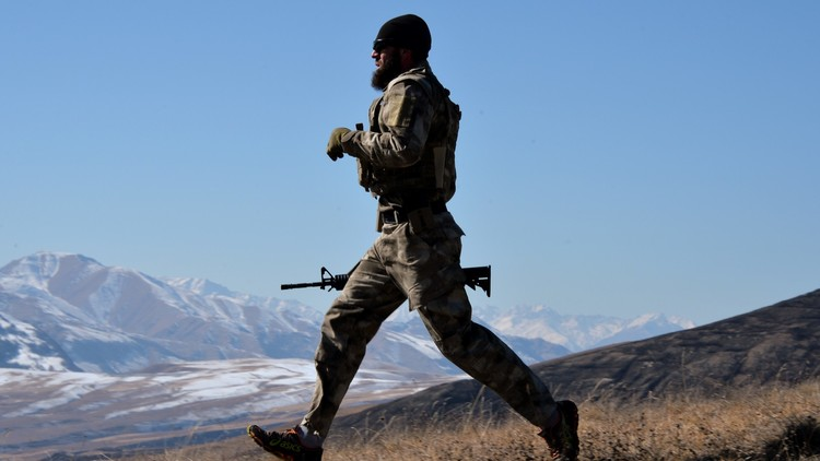 الرئاسة الشيشانية: