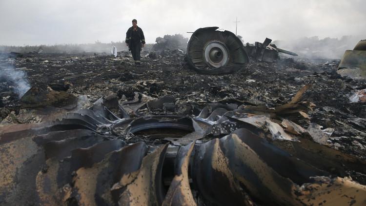 موسكو: قدمنا للجانب الهولندي كل بياناتنا حول كارثة الطائرة الماليزية