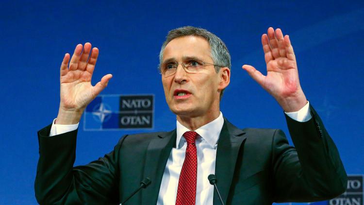 ستولتنبرغ يتوقع اتخاذ قرار بتعزيز وجود الناتو في شرق أوروبا