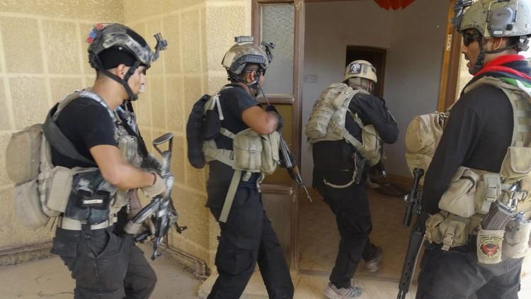 بغداد تستعد لإرسال أفواج من القوات الخاصة لتتدرب في مصر