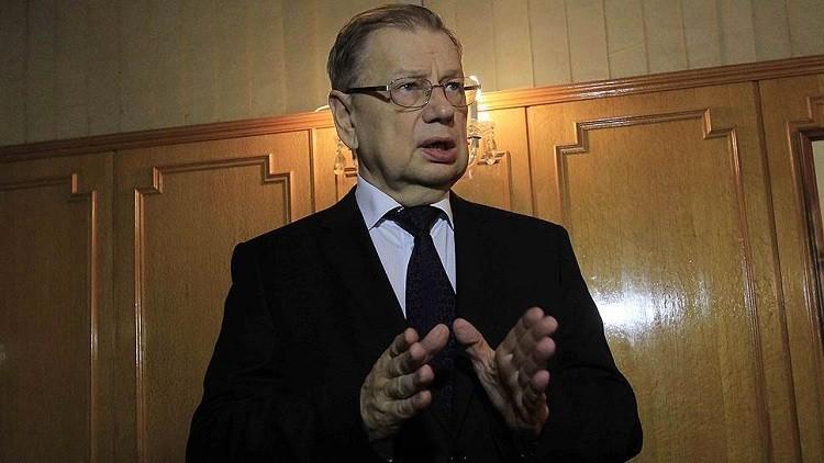 سفير روسيا في مصر: خبراء أمن روس قد يشاركون في تفتيش المطارات المصرية