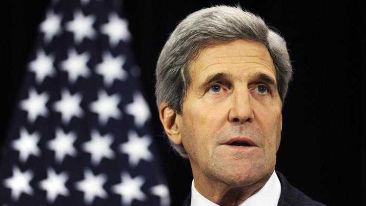كيري: عملية القوات الروسية في سوريا تعرقل إطلاق المفاوضات