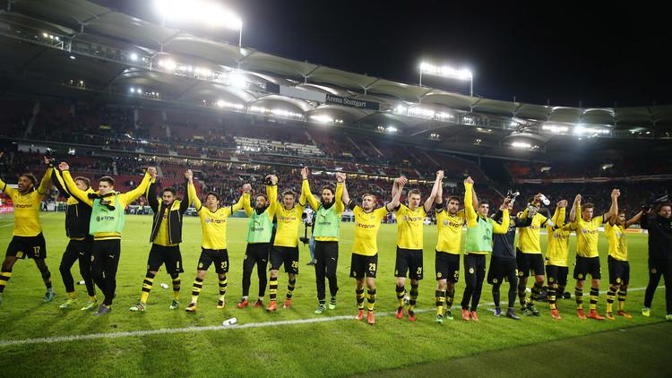 دورتموند وبريمن إلى المربع الذهبي لكأس ألمانيا .. (فيديو)