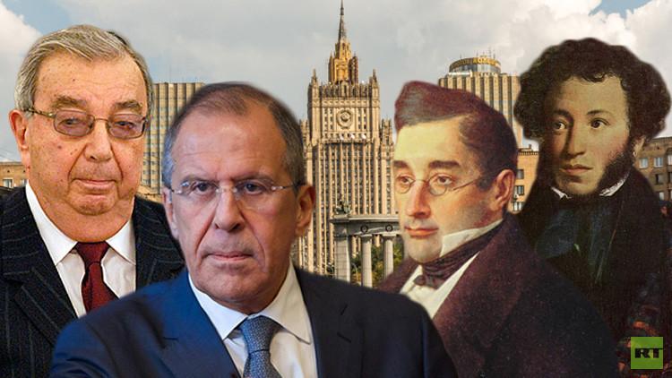 صفحات مجهولة من الدبلوماسية الروسية