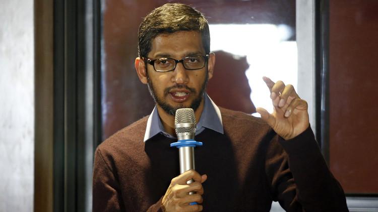 مدير غوغل يحصل على مكافأة قيمتها 199 مليون دولار