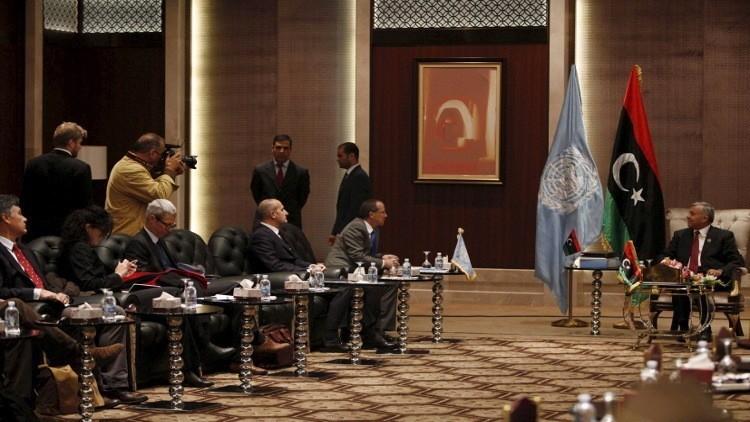 البرلمان الليبي يعلق منصب وزير الدفاع في الحكومة ويمدد مهلة تشكيلها