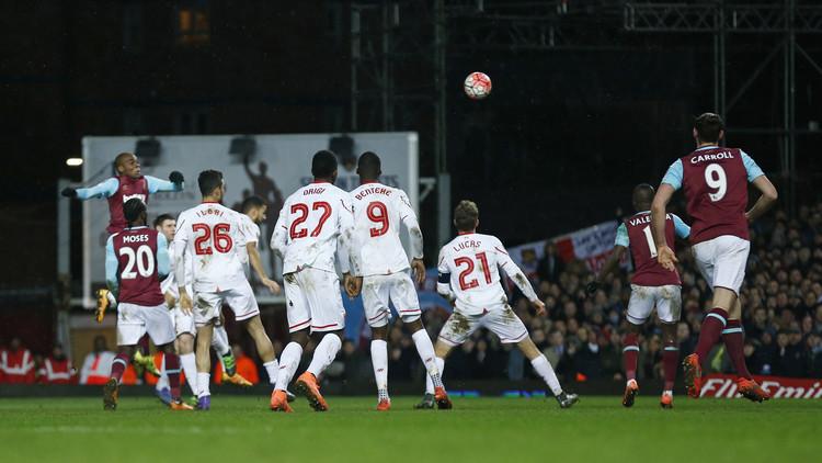 ليفربول يودع كأس إنجلترا بهدف قاتل .. (فيديو)