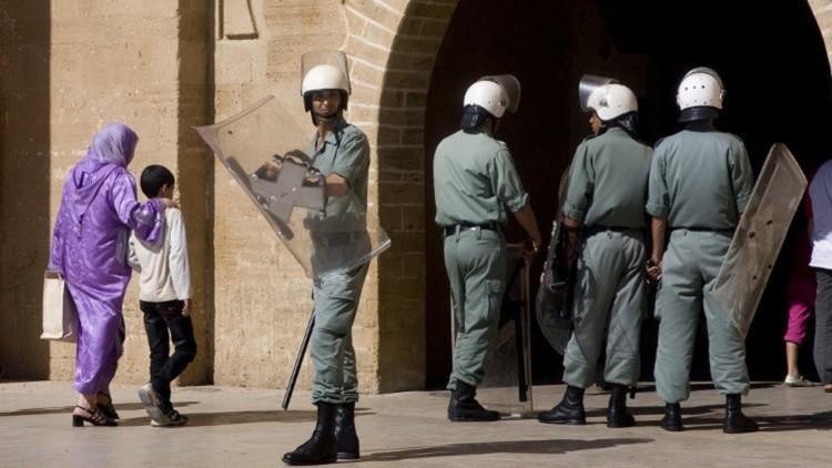 الداخلية المغربية تعلن تفكيك خلية إرهابية