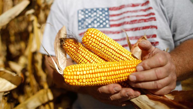 روسيا تفرض حظرا على عدد من المنتجات الزراعية الأمريكية
