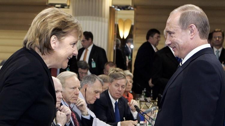 الخطاب الروسي ما بين ميونخ 2007 و2016