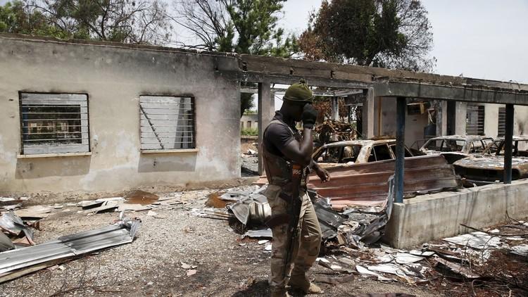 مقتل أكثر من 60 شخصا بهجمات انتحارية شمال نيجيريا