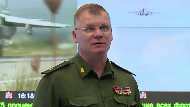 موسكو: البنتاغون يتهمنا باستهداف مدنيين في حلب وهو يقصفها
