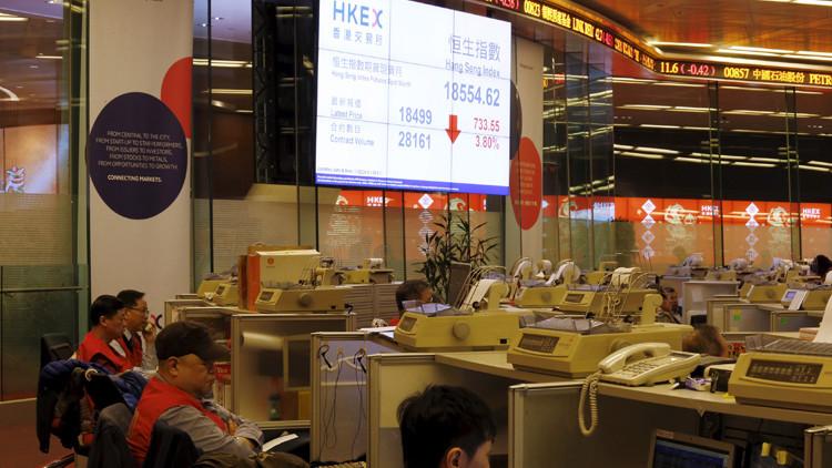 هبوط أسواق المال الاَسيوية.. وبورصة هونغ كونغ أكثر الخاسرين