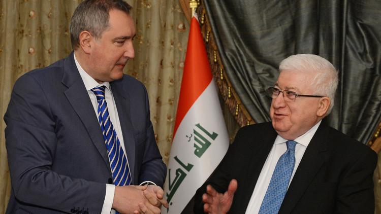 روسيا تدعو إلى تنويع التبادل التجاري مع العراق