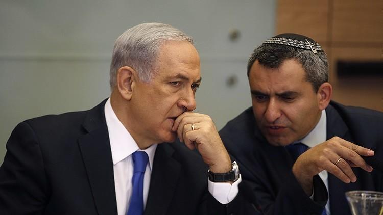 وزير إسرائيلي: السلطة الفلسطينية تدق مسمارا آخر في نعشها إذا أوقفت التنسيق الأمني مع إسرائيل