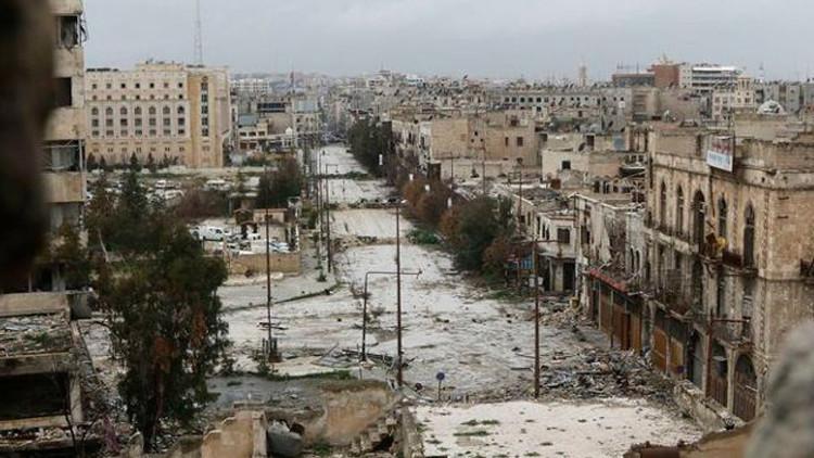 معركة حلب ... ستالينغراد السورية
