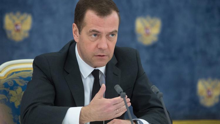 مدفيديف: على الاتحاد الأوروبي احترام مصالح روسيا أو القيام بأعمال تجارية في مكان آخر