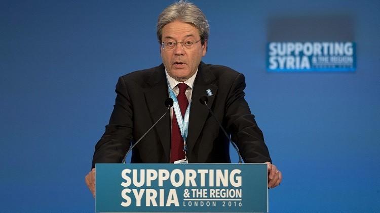 روما: إرسال قوات برية إلى سوريا ليس حلا