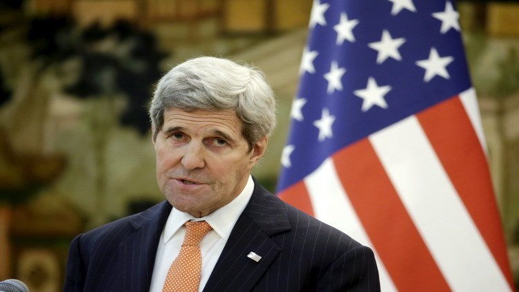 كيري لا يستبعد تدخلا بريا في سوريا إذا فشلت الهدنة