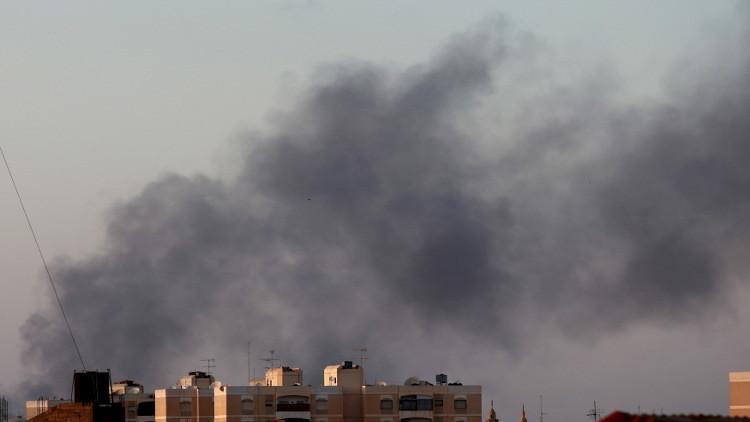 إسقاط مقاتلة تابعة للسلطات المعترف بها دوليا شرق ليبيا