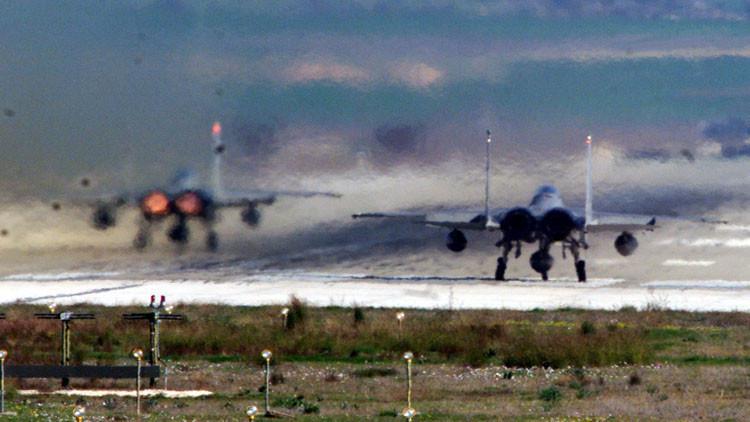 أنقرة: السعودية أرسلت طائرات إلى قاعدة أنجرليك التركية لمحاربة