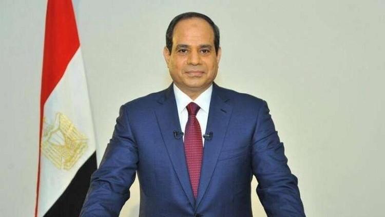 السيسي يعلن تسليم السلطة التشريعية للبرلمان