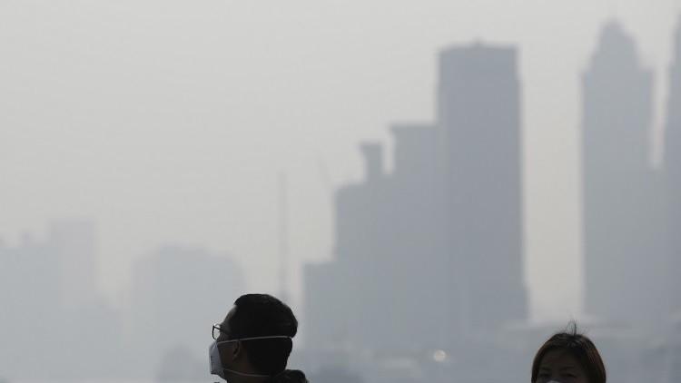 5 ملايين شخص ضحايا تلوث الهواء سنويا