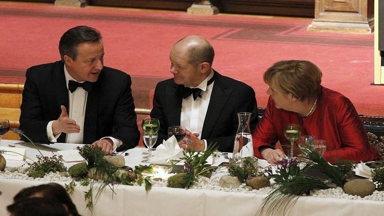 كاميرون: بريطانيا يجب أن تبقى في الاتحاد الأوروبي لمواجهة روسيا