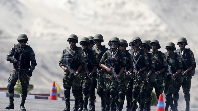 مصر تدرب قوات عراقية وليبية لتوسيع نفوذها الإقليمي