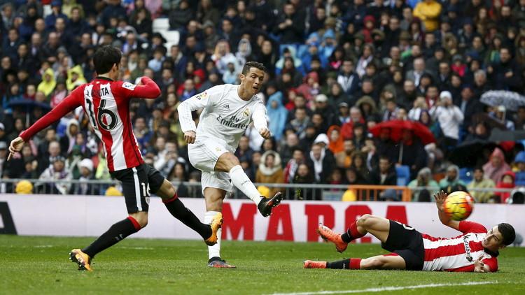 ريال مدريد يقهر ضيفه بيلباو .. (فيديو)