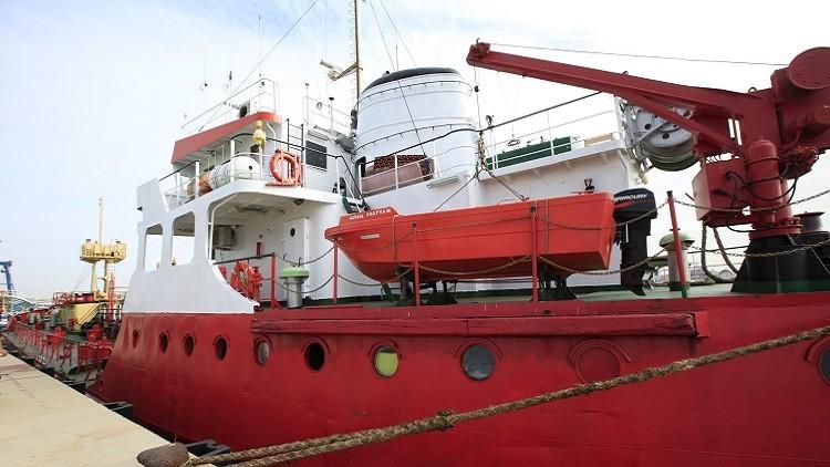 ضبط 1.66 مليون لتر وقود مهربة قبالة السواحل الليبية