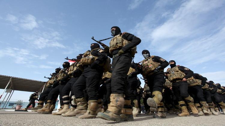العراق يرسل قوات كبيرة إلى حدوده مع السعودية لمراقبة