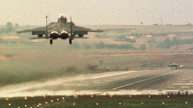 وكالات: نحو 20 طائرة حربية سعودية تصل تركيا