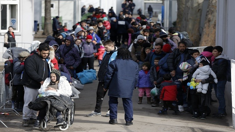 روسيا تستبعد قدوم أعداد كبيرة من اللاجئين إلى أراضيها