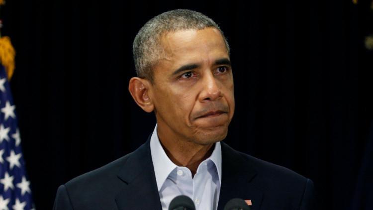 8.5 ألف أمريكي يوقعون عريضة لمحاكمة أوباما