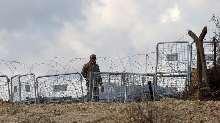 الجيش التركي يستأنف قصف مواقع الأكراد شمال سوريا