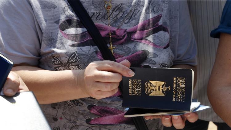 أنقرة تفرض قيودا على منح التأشيرات للعراقيين