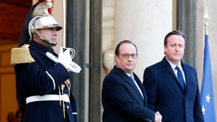 باريس: ثمة رغبة متبادلة لدى فرنسا وبريطانيا في بقاء الأخيرة عضوا في الاتحاد الأوروبي