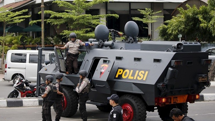 إندونيسيا.. اعتقال ناشطين مؤيدين لتنظيم