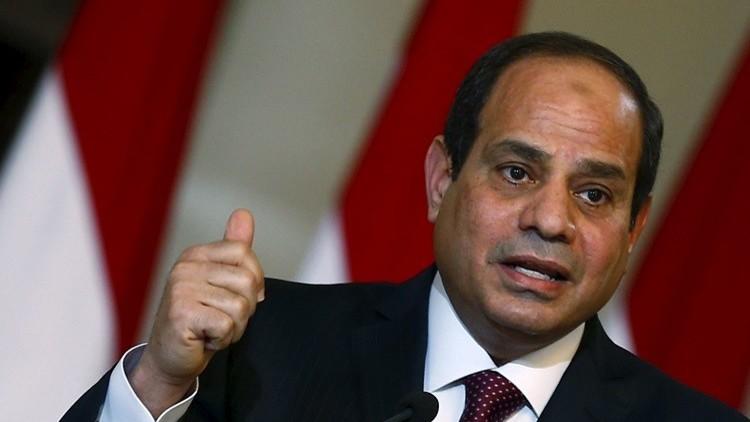 السيسي: الناتو ترك الشعب الليبي وحيدا رهينة للعصابات المسلحة والمتطرفين