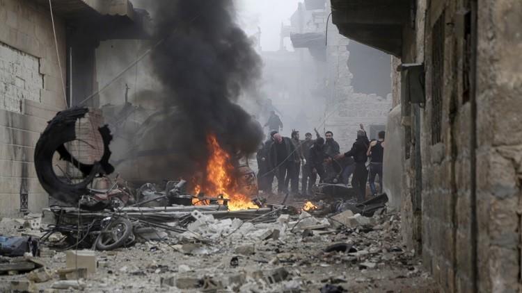 الحرب في سوريا تنهي ما بدأته