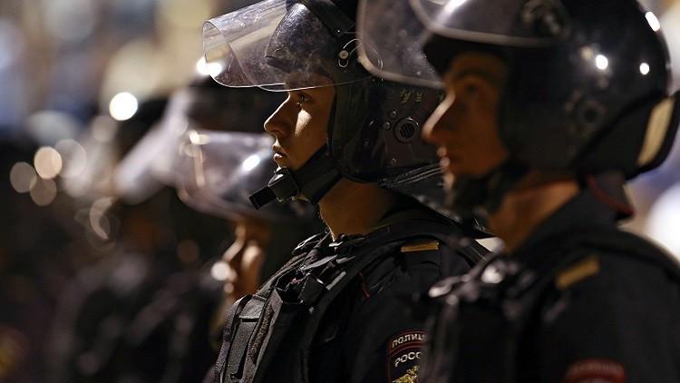 موسكو ترسل عناصر من الشرطة لتأمين مباراة فريقها لوكوموتيف في اسطنبول