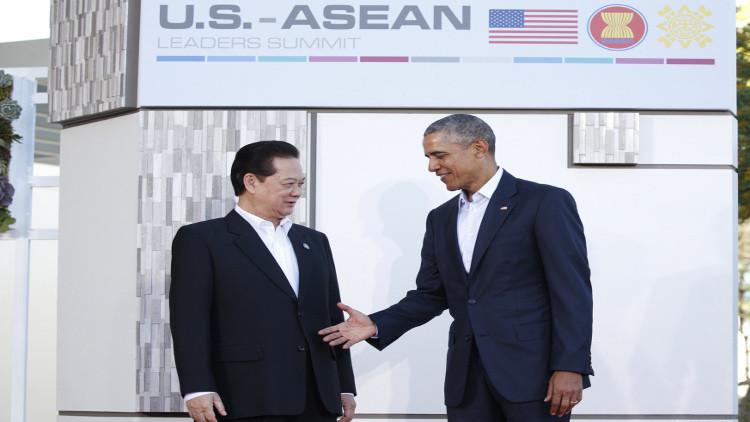 أوباما إلى فيتنام في مايو