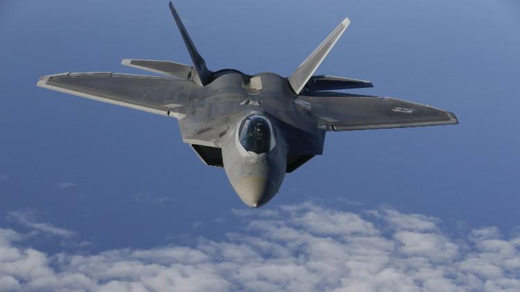 الولايات المتحدة تنشر 4 طائرات F-22 في كوريا الجنوبية